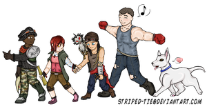 Borderlands: Way Back When by Striped-Tie