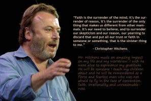 Christopher Hitchens A voice in the Dark by D4rkD4wn