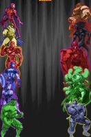 Marvel Super Heroes: War Of The Gems YouTube Wallp by Dante909