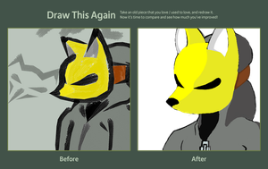 Draw Again by Biotype