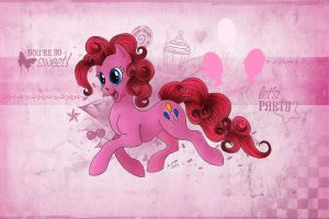 Pinkie Pie by Karla-Chan