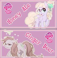 Pony badges by Author-chan