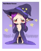 COM - Lil Wizard by Yaoi-Master-Forever
