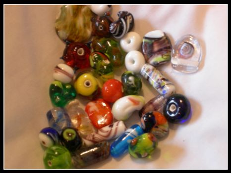 My beads by Nkahler