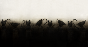 Demons by TALONABRAXAS