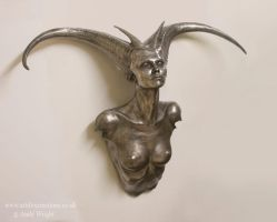 Demoness Pewter by artyandy