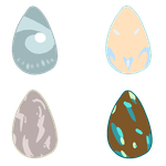 Pokemon Eggs Adopt -closed- by iNetal