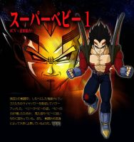 Bebi Vegeta SS4 by arab30002
