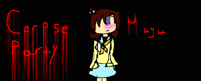 Corpse Party Mayu by Chica3321