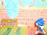 Sonic's Green Hill Wallpaper by MarioBlade64