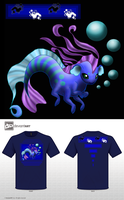 Competition Entry - Funnyfish Deep Sea Diver by AzureLazuliBlue