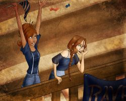 Ravenclaw Pride by Whisperwings
