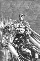 S A D 22 DC trinity by chachaman