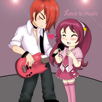 Love is music by KUWorld