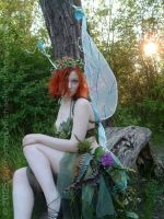 Forest Fairy by Bunny-Vicious
