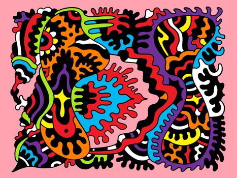 Doodle January 3rd 2010 by cargill