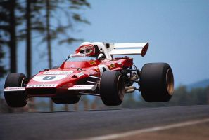 Clay Regazzoni (Germany 1971) by F1-history