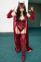 Scarlet Witch by EriTesPhoto