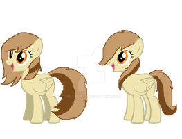 Pencil Tips New Mane And Tail Design :VOTE: by SNlCKERS