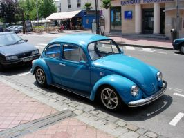 VW Custom Beetle by Prythen