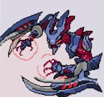 League of Legends - Eternum Nocturne sprite art by Ziik7