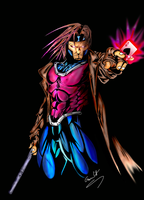 Gambit by Graphit-e