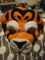 Child's Tiger Mask by Nakumah