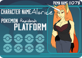 PP: Alarice (update) by Commy-Lover