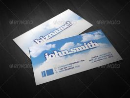 Sky Business Card by ARphotography-design