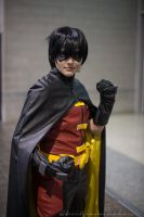 Face Full of Fist by StickandStoneCosplay