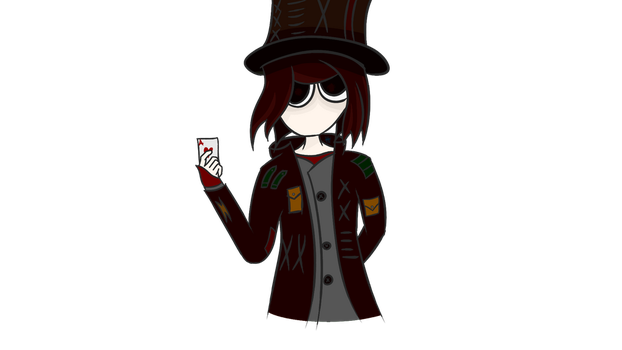 Steampunk magician by gltchyrvn589