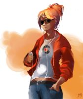 Dani Strider by vcDabbird