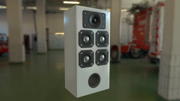 The HiFi Speaker 2.0 by mexpex