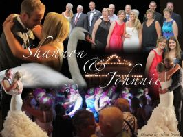 Shannon and Johnnie Wedding by alyssabrown23
