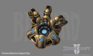 SC2: Protoss Robotics Support by PhillGonzo