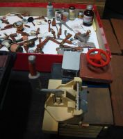 Work in Progress The Bookbinder Book Press by skphile