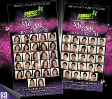 mr. and miss meycauayan tarp by keyotz08