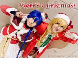 Magi - Merry Christmas by Taymeho