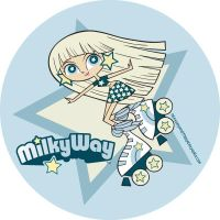 Milky Way by fyre-flye