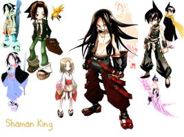 Shaman King by coolizer