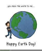 Happy Earth Day by MattMelvin