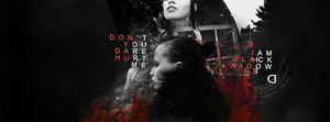 28092014 don't you dare cover by Kr137