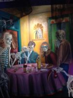 Dinner of the Dead by bookworm1989