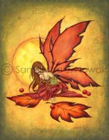 Autumn Ambience by GargoyleGoddess21