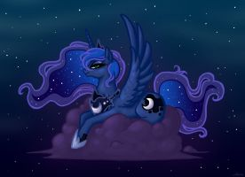 Princess Luna by Malliya