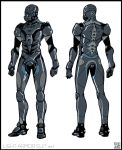Light Armor Suit Ver. 2 by Hideyoshi