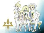 Aether Family by rjamez-the-v