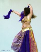 Belly Dancer 4 by Charlie-C-M