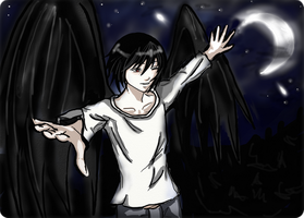 Beyond Birthday - I want to fly in the night by Szandy98
