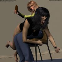 Buffy's Spanking Club - Initiations 15 by KajiraGames